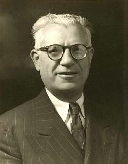 Portrait of Mr. Kove