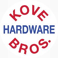 Kove Brothers Hardware Logo